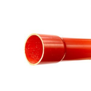 80mm HD Orange Conduit 4MTR