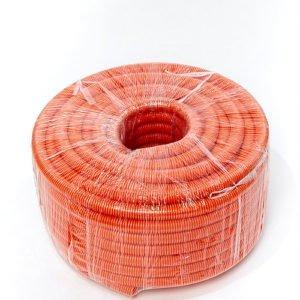 Corrugated Conduit Heavy Duty Orange 25mm
