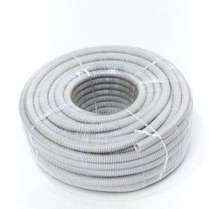 Corrugated Conduit Medium Duty Grey 20mm