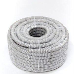 Corrugated Conduit Medium Duty Grey 25mm
