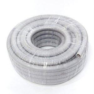 Corrugated Conduit Medium Duty Grey 32mm